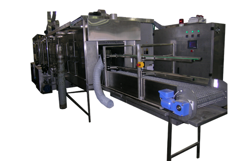 Washing System for High-Pressure Die Cast Products