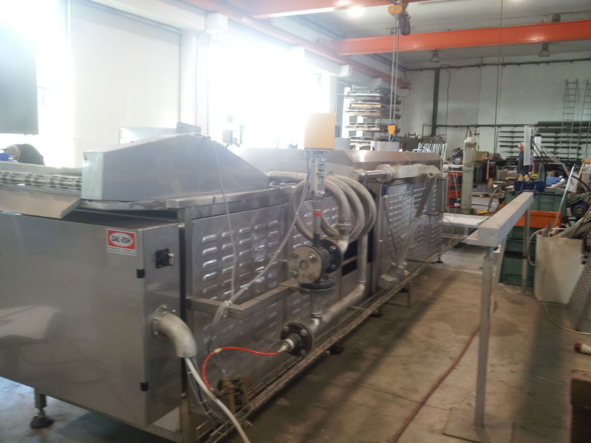 Continuous Frying Systems (3a)