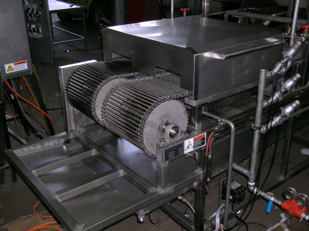 Roasting Systems by GAL-ESH